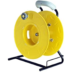 Alert Stamping 7100CC Heavy Duty Manual Cord Storage Reel