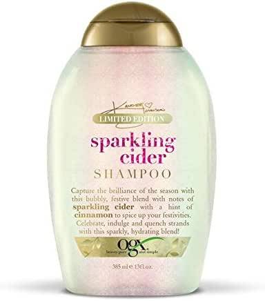 Shampoo & Conditioner: OGX Sparkling Cider