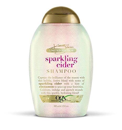 OGX Sparkling Cider Shampoo, 13 Fl Oz