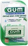 G-U-M Ortho Wax, Mint - each, Pack of 3