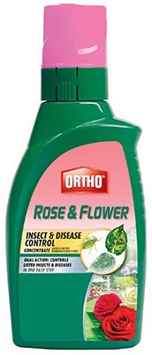 Ortho 9901110 32 oz. Rose & Flower Insect & Disease Control - Ortho Garden Disease Control