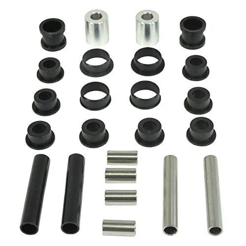 SPI, SM-08024, Front End Bushing Kit 1997-2006 Yamaha Snowmobiles w/ Trailing Arms