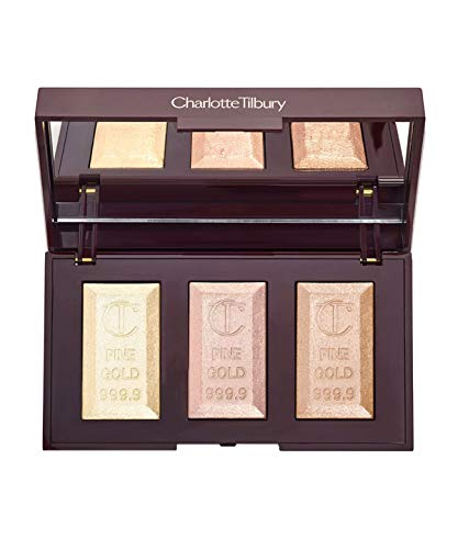 Charlotte Tilbury Bar of Gold Palette Highlighter Palette