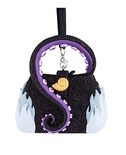 Disney Parks Ursula from Little Mermain Handbag Purse Christmas Holiday Ornament ()