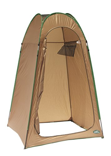 Texsport Hilo Hut II Portable Outdoor Changing Room Privacy Shelter Hi Lo Frame