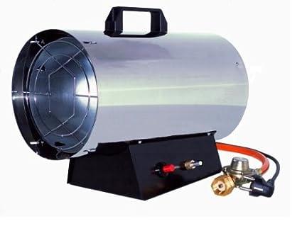 Gas de cañón de calefacción calefactor de gas gas estufa 14,8 – 25 kW