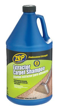 - Zep Commercial ZUCEC128 128 Oz Zep Extractor Carpet Shampoo (Case of 4)
