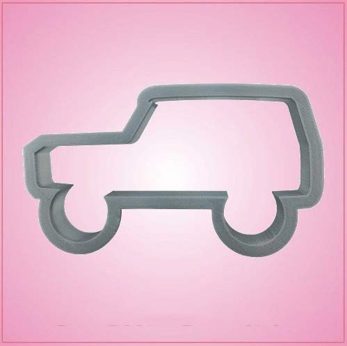 Ford Bronco Cookie Cutter-One Piece Only -