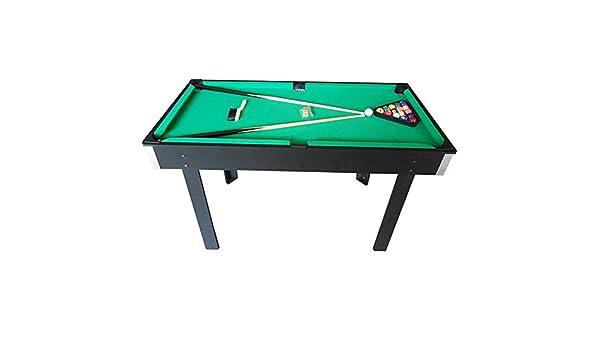 GUO Mesa de billar en casa mini mesa de billar juegos de mesa de billar de madera para niños: Amazon.es: Juguetes y juegos