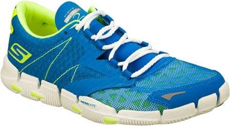 Skechers Go Bionic 2 Hombre Lona Zapatillas: Amazon.es: Zapatos y complementos