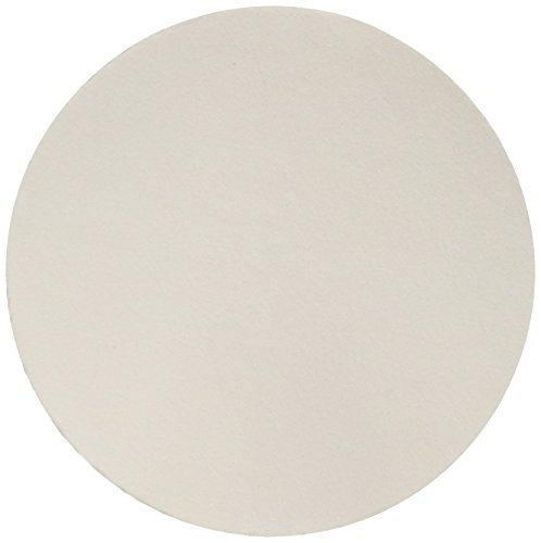 Whatman 4712N20PK 1004090 Grade 4 Qualitative Filter Paper, 90 mm Thick and Max Volume 1621 ml/m (Pack of 100) by Whatman (Image #1)'