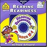School Zone Reading Readiness, Ages 4-6, Grades K-1 - Best Reviews Guide