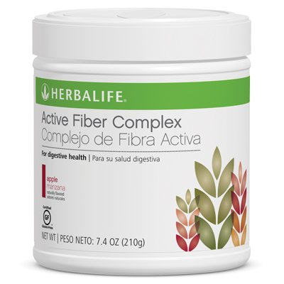 Herbalife Active Fiber Complex Apple Flavor (7.4 OZ 210g)