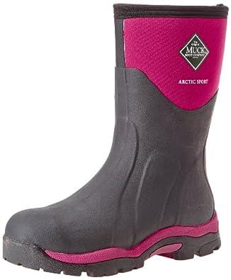 Amazon.com | MuckBoots Women's Arctic Sport Mid Snow Boot | Mid-Calf