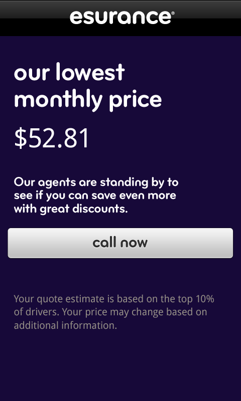 Amazon Esurance Mobile Appstore for Android