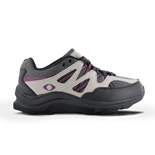 Apex Womens V753WW085 Hiking Shoe Gray 7kZ8g1AX