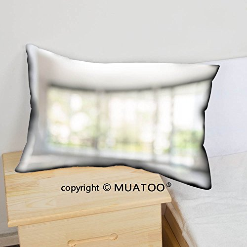 Cheap  Decorative Soft Throw Cover Pillow Cover Pillowcase Cotton Canvas Case, blur background..