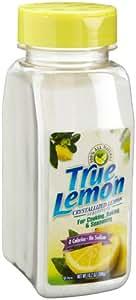 True Lemon Crystallized Lemon Substitute, 10.7-Ounce Canisters (Pack of 2)