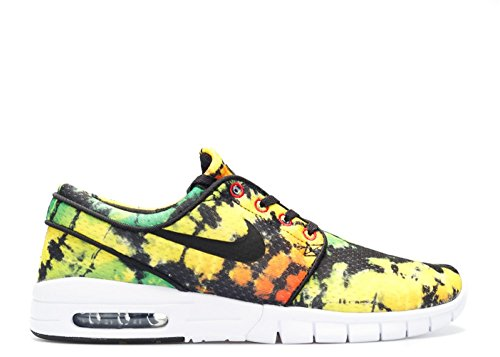 Yellow Stefan Black Janoski Tour Men's SB Pulse Max Shoes Nike green nOFwSxq6H