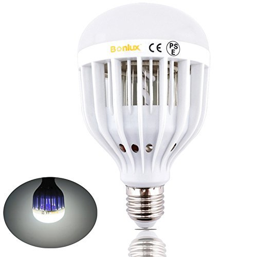 Superior Amazon.com : Bonlux LED Bug Zapper Light Bulb Medium Screw E26 Base 120V  10W Zap Wasp Bug Mosquito Zapper LED UV Lamp Flying Insects Moths Killer  For Porch ...