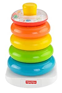 Fisher-Price Rock-A-Stack, Multi,  1-Pack