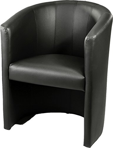 Lounge sessel schwarz  Design Cocktailsessel Sessel Clubsessel Loungesessel Club Möbel ...