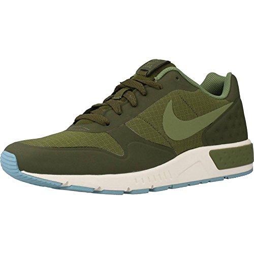 Nike 844879, Zapatillas para Hombre Gr�n