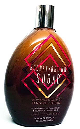 Brown Sugar GOLDEN BROWN SUGAR Advanced Step 2 Bronzer -13.5 oz.