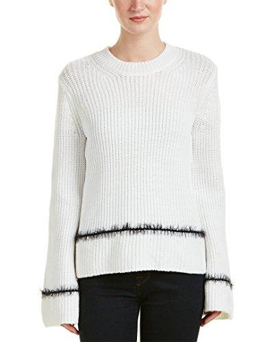 10-crosby-womens-derek-lam-fringe-sweater-l-white