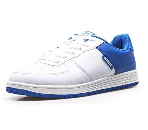 W&P Students Board shoes white shoes fashion wave sneaker wave fashion leisure low man shoes , white boln , 42 B01LQAIOFU Shoes 2e14a5