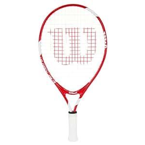 Wilson US Open Junior Recreational Racket (Red/White, 19-Inch)