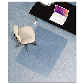 E.S. Robbins® Anchormat® Chair Mats CHAIRMAT,46X60,RECT,INTM (Pack (Anchormat Chair Mat)