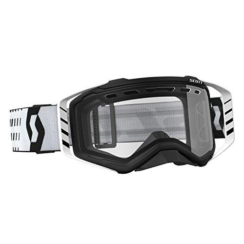 Scott Masque Prospect Enduro Black/White Light Sensitive Grey