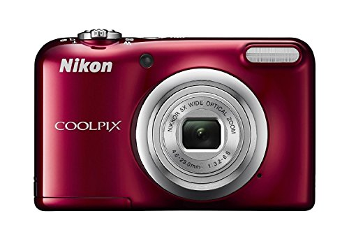 nikon-coolpix-a10-16mp-digital-camera-red-international-model
