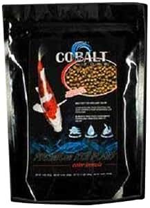 Cobalt Pond Color Formula Koi Food Pellet, 5-Pound