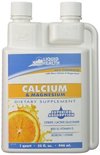 Liquid Health Products Calcium 32 oz ( Multi-Pack) by Liquid Health by Ineardi