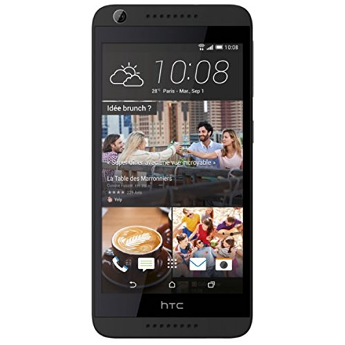HTC Desire 626 AT&T 4G LTE Quad-Core Android Phone w/8MP Camera - White (Certified (Google Android Htc)