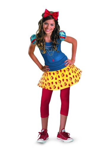 Disney Princess Snow White Tween Costume, Yellow/Blue/Red, X-Large]()