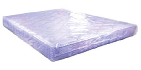 mil clear plastic cover x twin inch accessory size for mattress