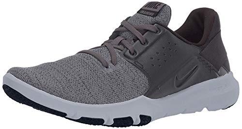 Nike Men's Flex Control TR3 Wide Sneaker, Anthracite-Black, 10.5 US