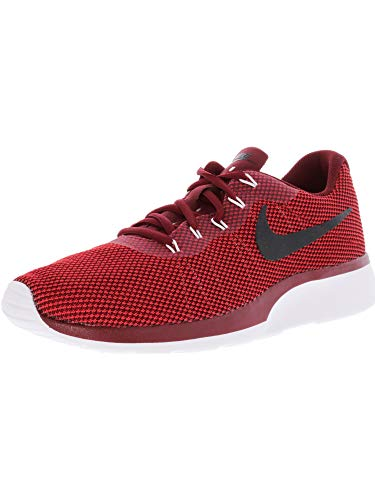 buy popular af1d8 c7386 Nike Mens 812654 Fabric Low Top Lace Up Running Sneaker, Red, Size 9.0