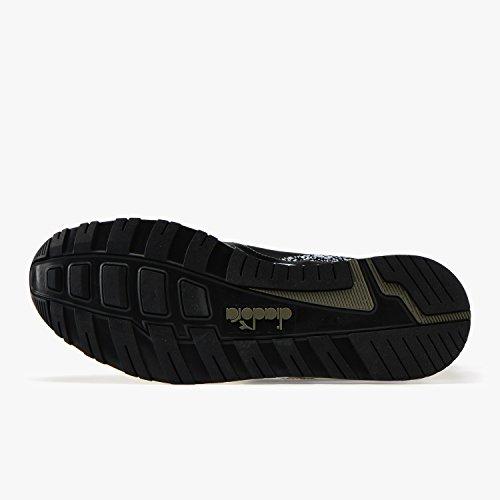 Diadora Heritage Uomo, N9000 H Fuse, Tessuto Tecnico, Sneakers, Bianco