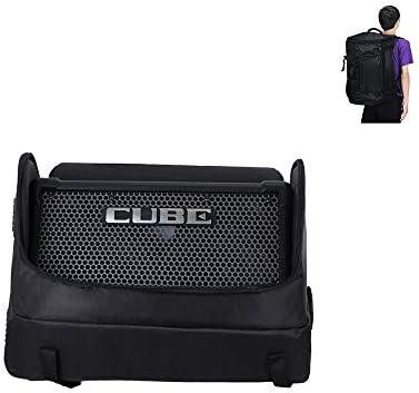 Cube Street Ex BagShoulder Strap DesignSponge Thickening22.8x15.7x15(in)(Black)