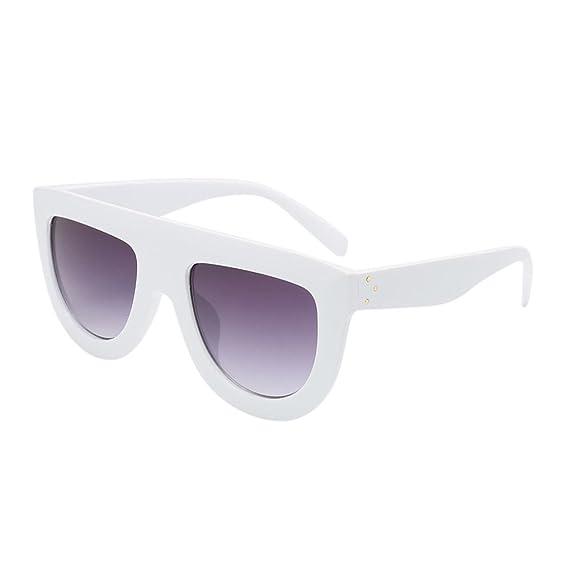 Keepwin Verano Nuevo Gafas De Sol Polarizado Para Mujer Moda De Estilo Oversized Gafas (A