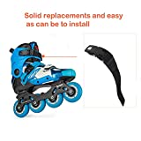 Grneric Roller Skate Strap, 2 Set Replacement