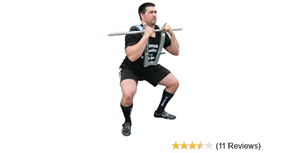 df19906348a6 Amazon.com   Getstrength Front Squat Zercher Harness   Abdominal Trainers    Sports   Outdoors