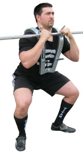 Getstrength Front Squat Zercher Harness (Large - Over 46 inch ()
