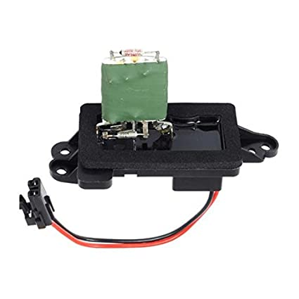 PartsSquare Manual A/C Blower Motor Resistor Compatible with Buick on