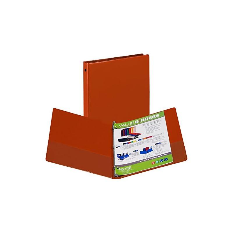 samsill-5-inch-value-document-storage