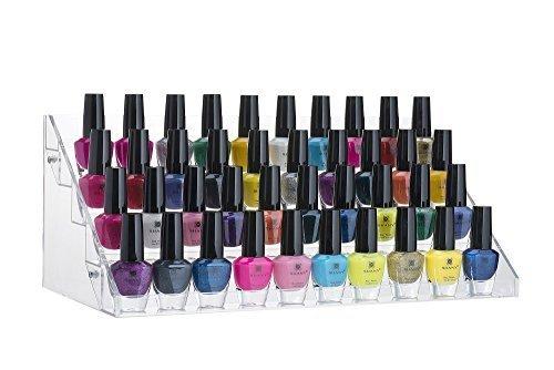 nail polish clear acrylic rack - 6
